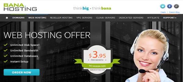 El mejor hosting español - Banahosting.com