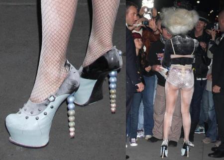 Zapatos de Lady Gaga en venta