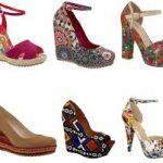 Catalogo zapatos Andrea primavera verano 2014