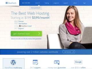 bluehost.com opiniones