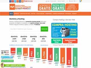 DOMINIO-Y-HOSTING.COM OPINIONES